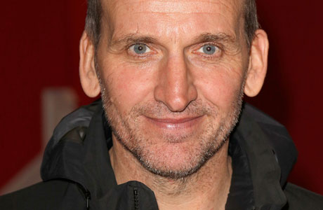 Christopher Eccleston (Photo by Miles/JFP/Invision)