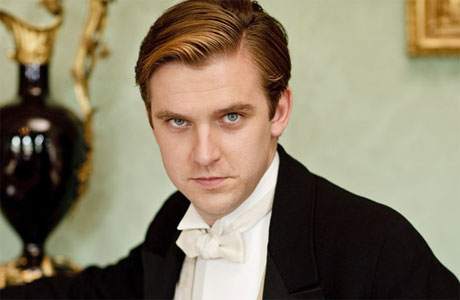 Dan Stevens as Matthew Crawley in 'Downton Abbey'