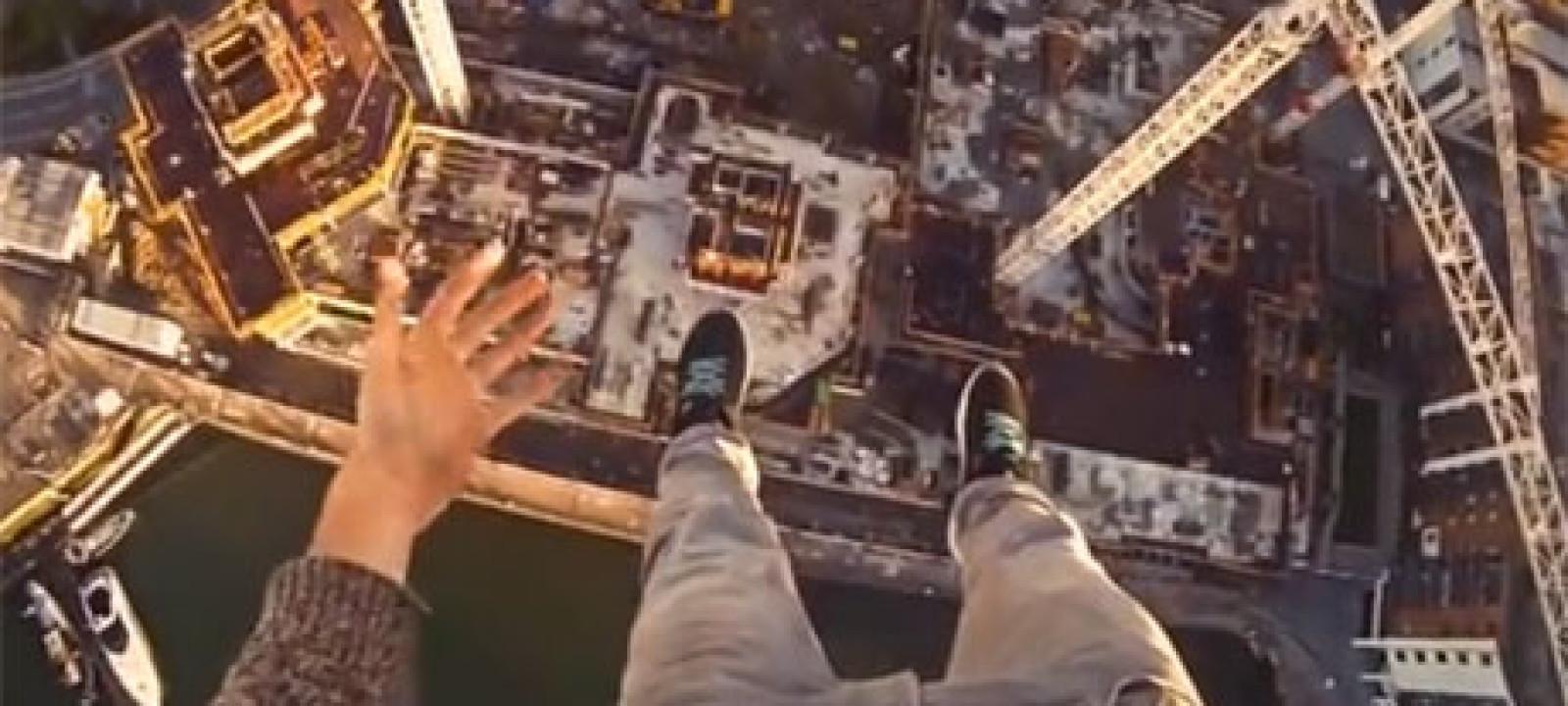 James Kingston's viral video