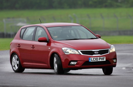 The Kia Cee'd is being replaced as 'Top Gear's Reasonably Priced Car. (Google)