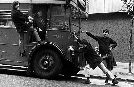 The Kinks (AP Images)