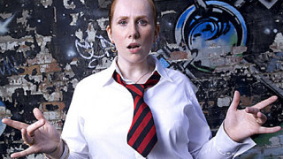 Catherine Tate as Lauren Cooper