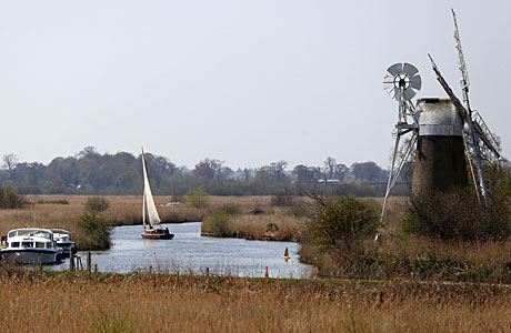 The Norfolk Broads (AP Images)