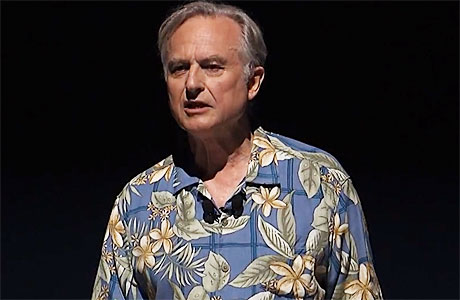 Professor Richard Dawkins introduces the Saatchi & Saatchi New Directors' Showcase 2013