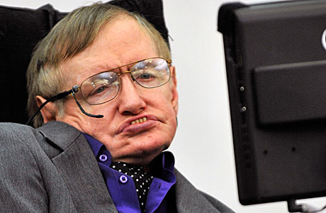 Professor Stephen Hawking (AP Images)