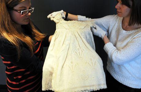 Prince Albert's Dress