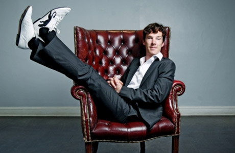 Let's hope it's a knees up kind of birthday for Benedict!! (Tumblr)