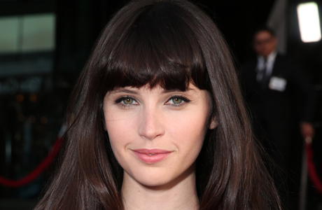 Felicity Jones Lets the Cat Out of the Bag on 'Amazing ...