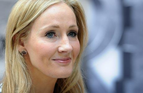 J.K. Rowling ... (AP)