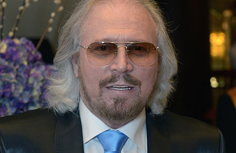 Barry Gibb (Photo by Jon Furniss/Invision for O2/AP Images)