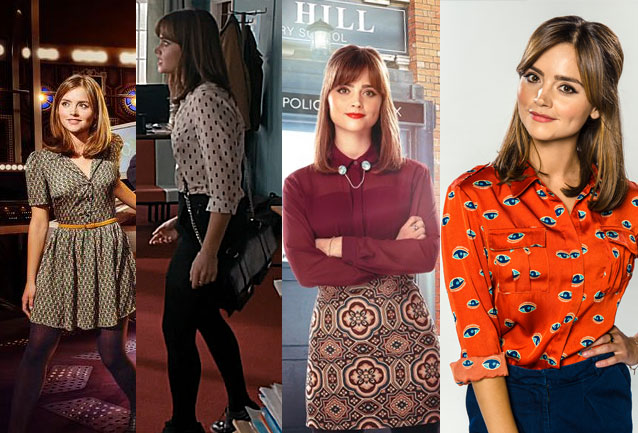 How to dress like Clara Oswald