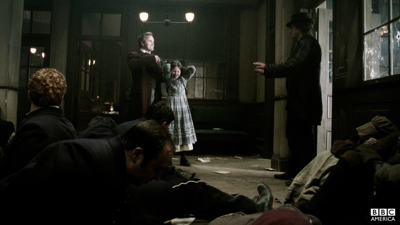 Keating threatens Annie.