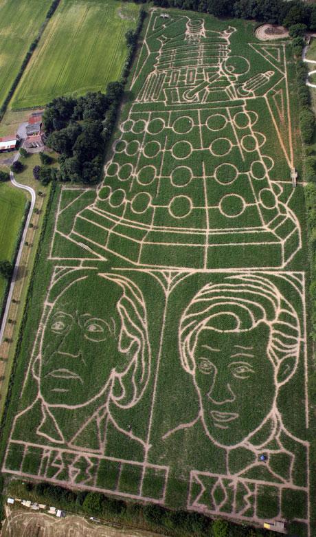York Maze (Rex Features via AP Images)