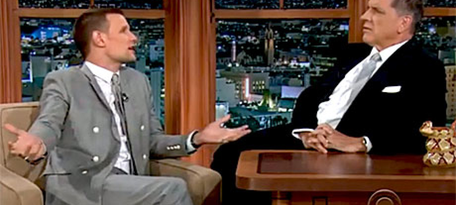 Matt Smith on The Late Late Show with Craig Ferguson