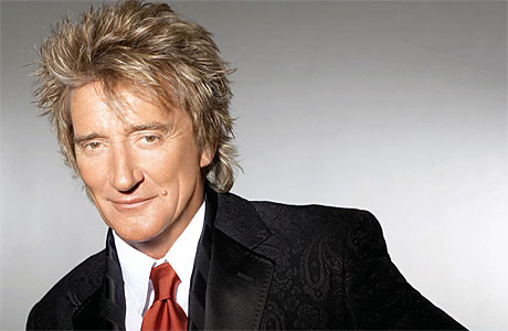 Sir Rod Stewart (nearly)