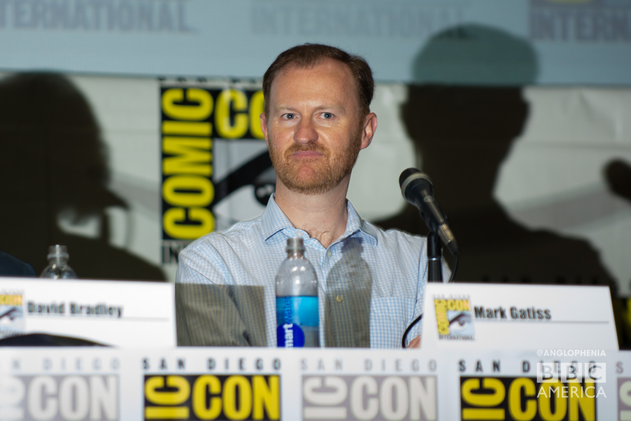 Mark Gatiss. (Photo: Dave Gustav Anderson)