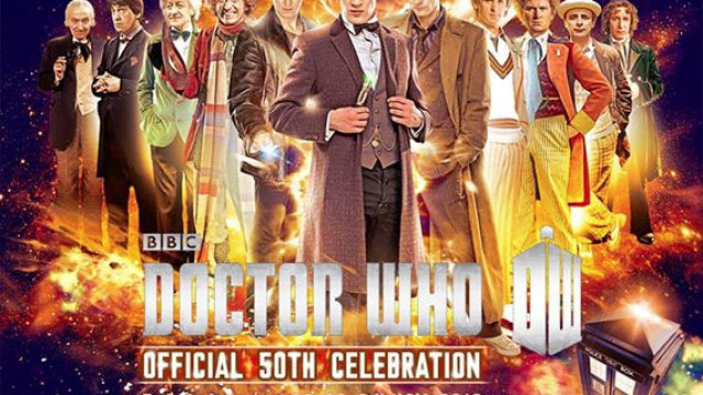 Doctor Who celebration