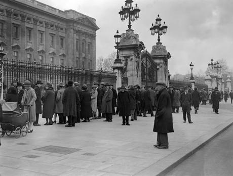 1928, Buckingham Palace