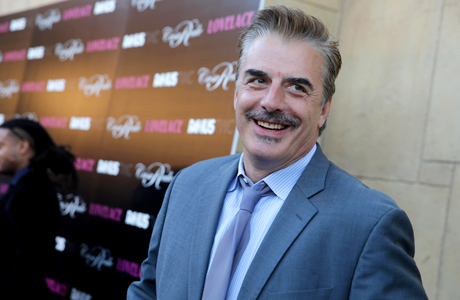 Chris Noth at the L.A. premiere of 'Lovelace.' (Photo: Eric Charbonneau/Invision/AP)
