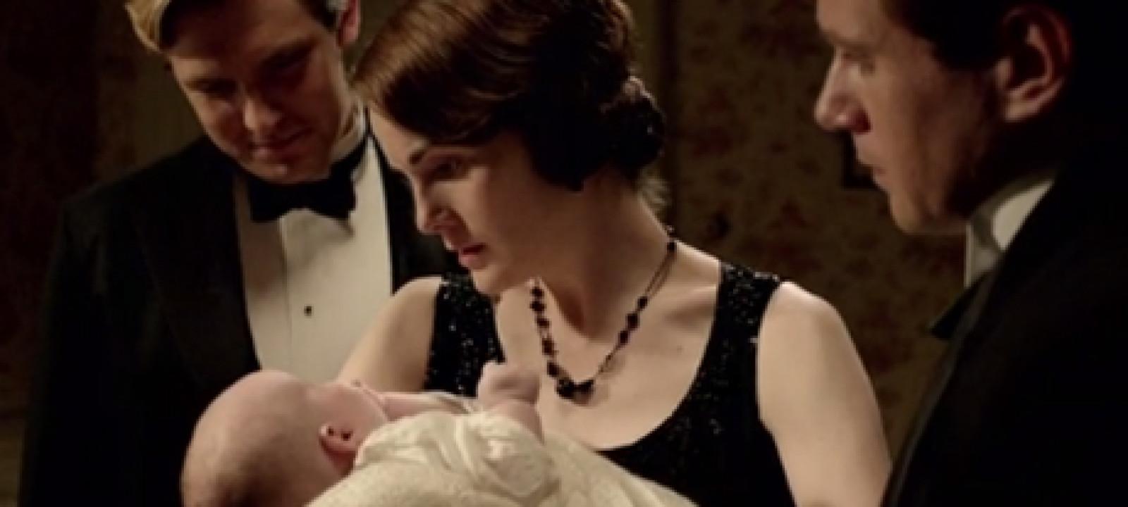 Downton Abbey Baby