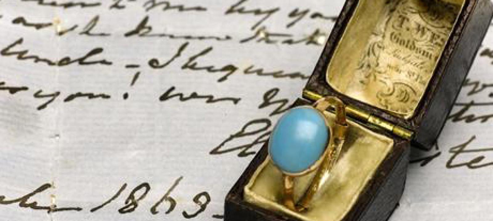 Jane Austen Ring