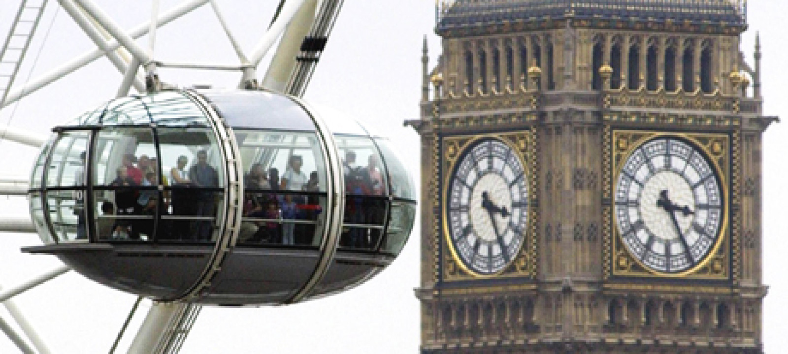 BRITAIN LONDON EYE