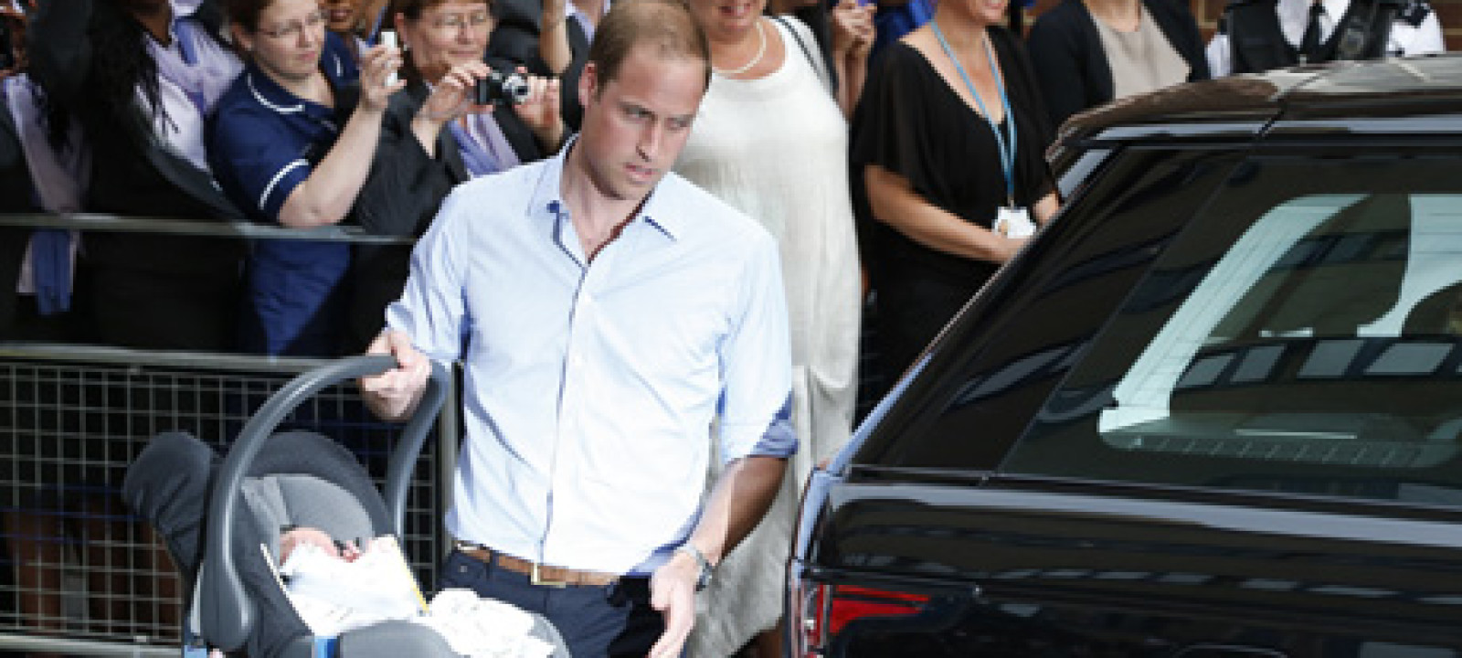 Prince William Sits Down With Cnn For First Interview As