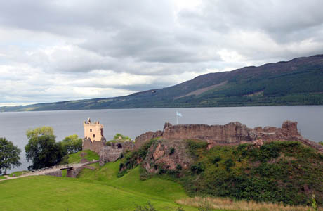 Loch Ness, Scotland (AP)