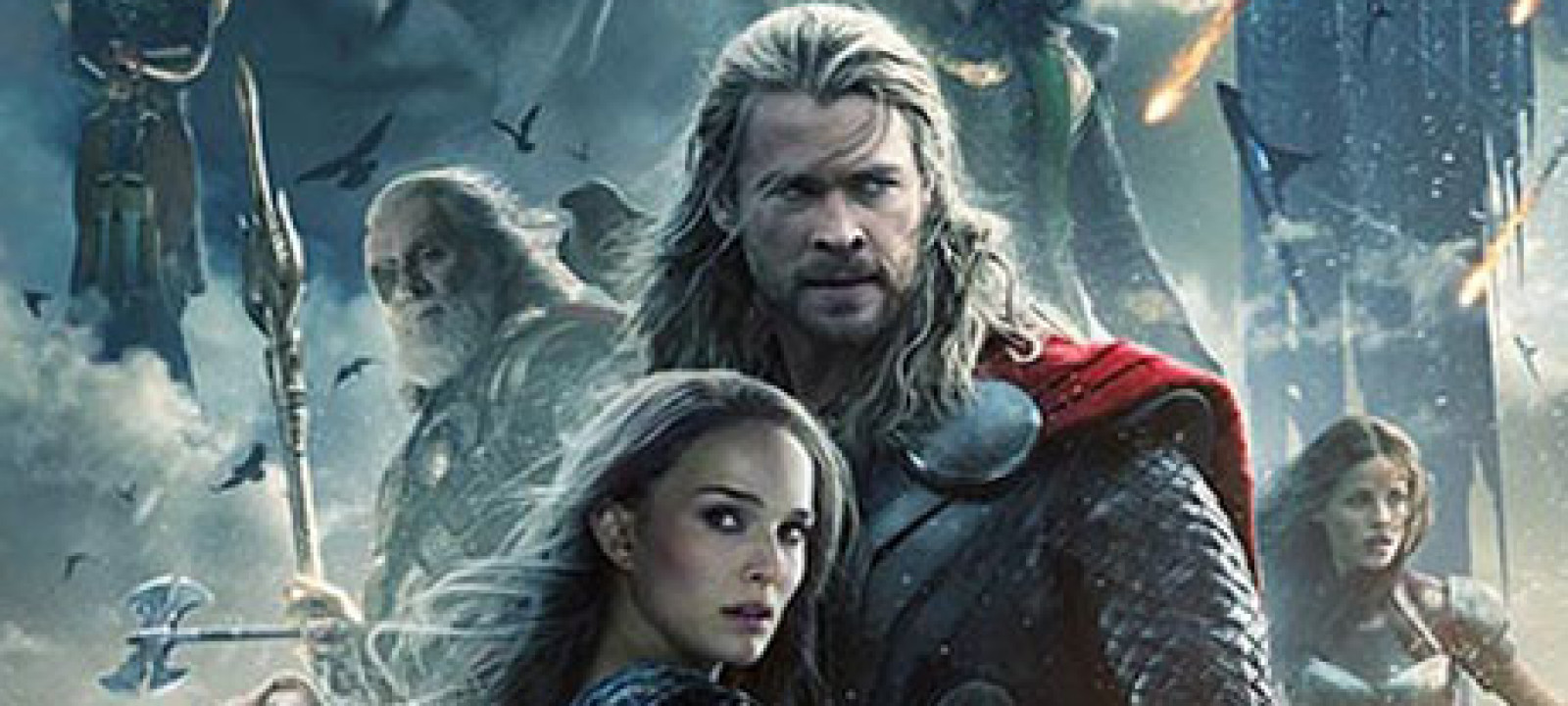 Thor Sequel, Poster