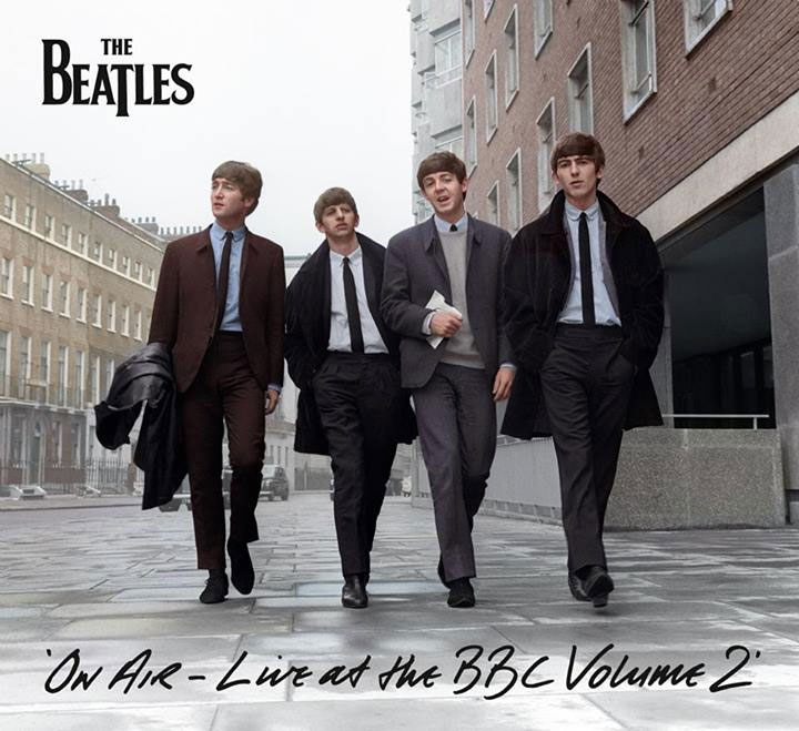 The cover of 'On Air - Live at the BBC Volume 2' (Universal Music Phillipines)
