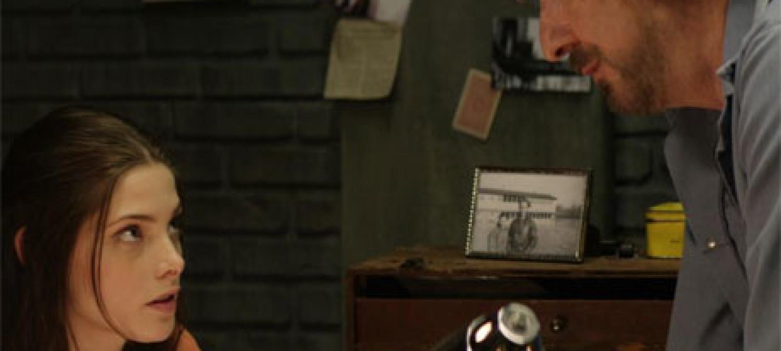 Alan Rickman in 'CBGB'