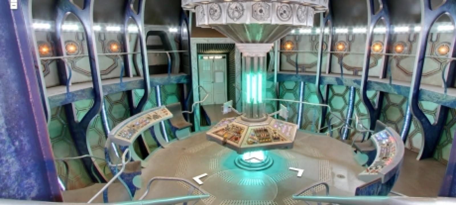The Street View TARDIS (Google)