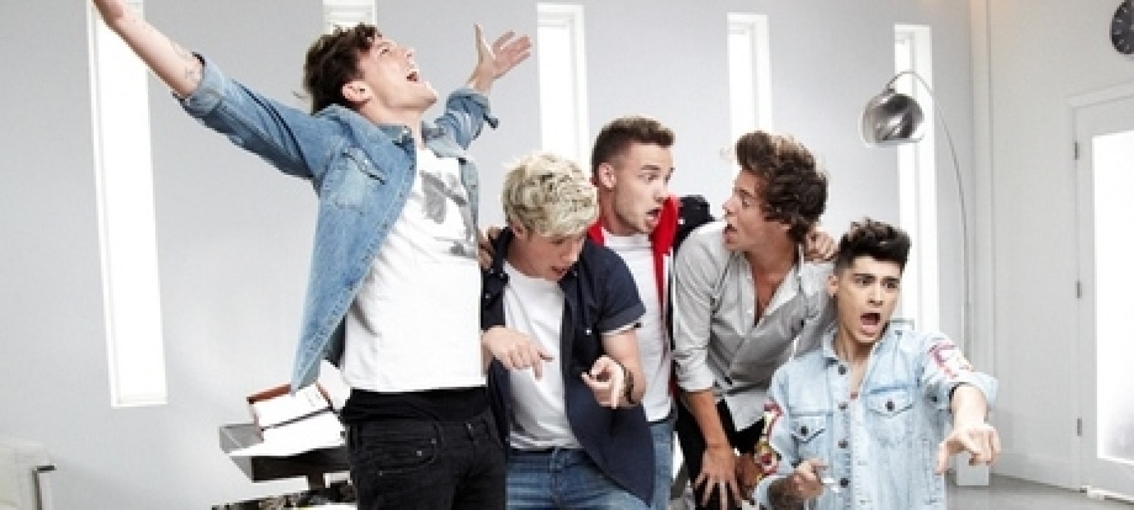 One Direction in 'Best Song Ever'