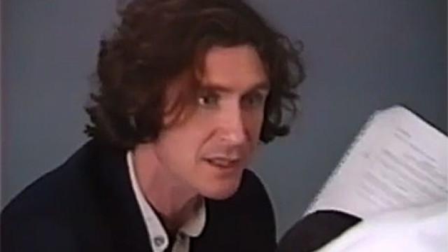 Paul McGann's Eight Doctor audition