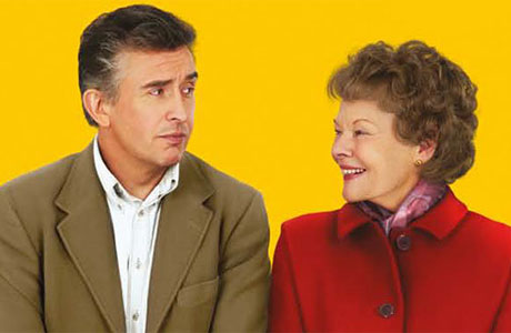 Steve Coogan and Judi Dench in 'Philomena'