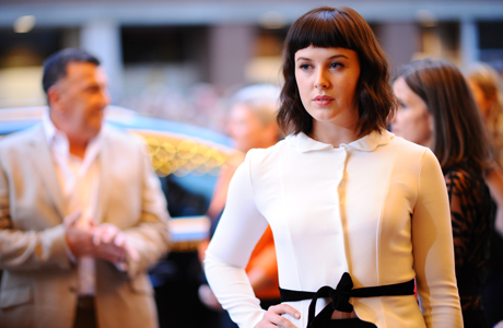 Alexandra Roach at the Toronto Film Festival for the premiere of 'One Chance' (Photo: Arthur Mola/Invision/AP)