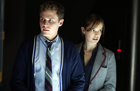 Iain De Caestecker and Elizabeth Henstridge in ABC's 'Marvel's Agents of S.H.I.E.L.D.' (Photo: ABC)