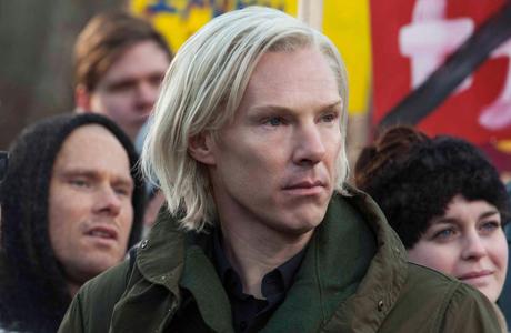 Benedict Cumberbatch in 'The Fifth Estate' (Photo: DreamWorks)