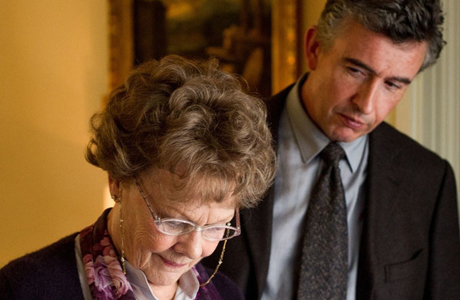 Dame Judi Dench and Steve Coogan in 'Philomena' (Photo: BBC Films/Baby Cow Productions)