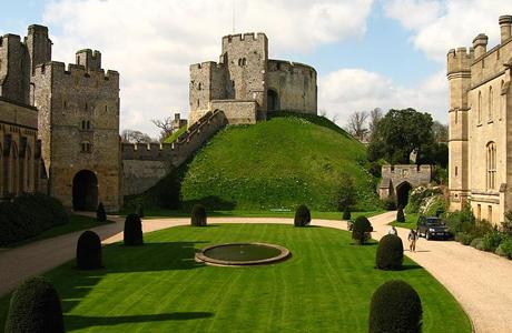 Arundle Castle (WC)