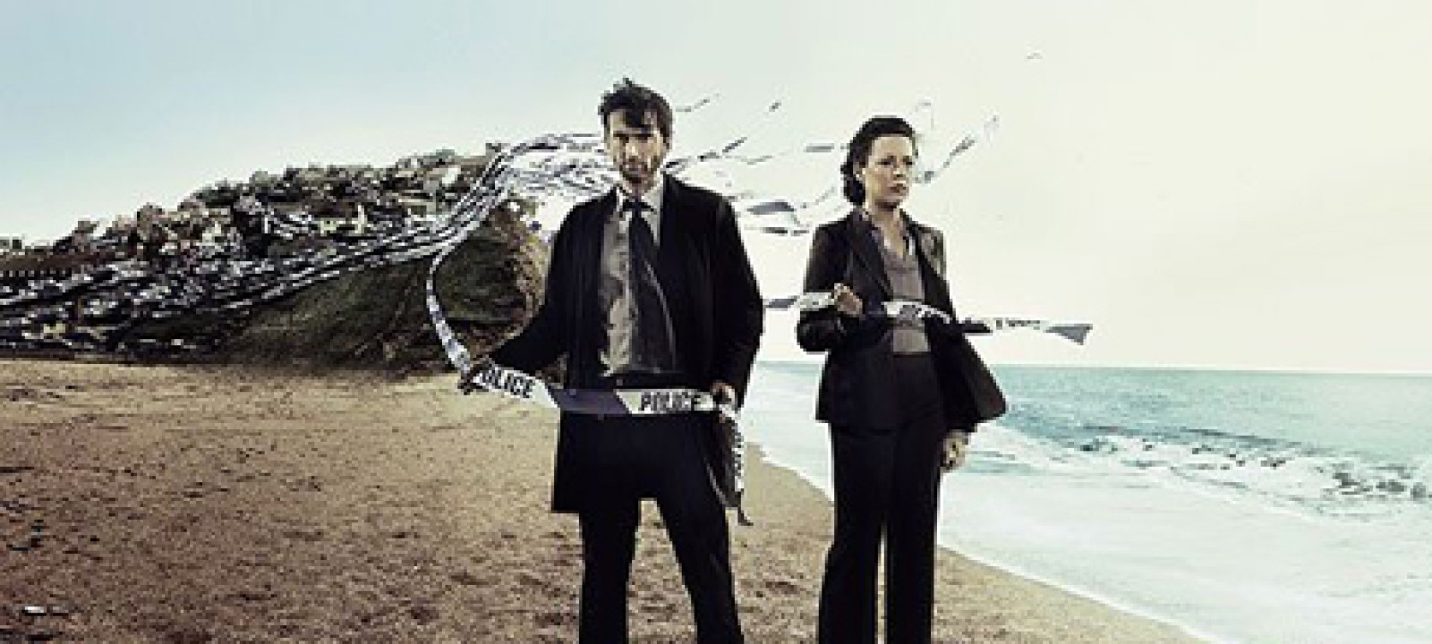Broadchurch Artsy Photo