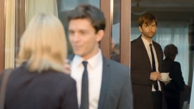 Broadchurch Extras
