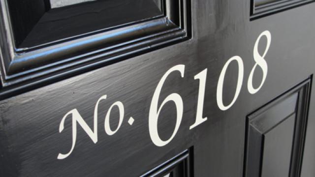 Door Number