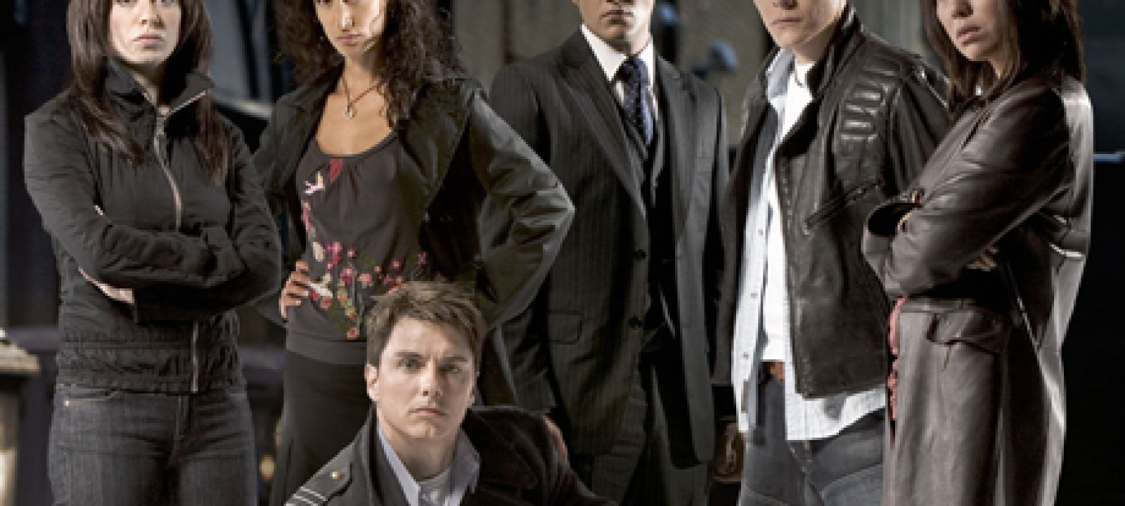 Torchwood Cast Photo