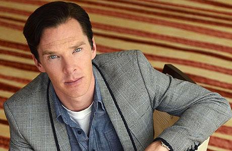 Benedict Cumberbatch (AP Images)