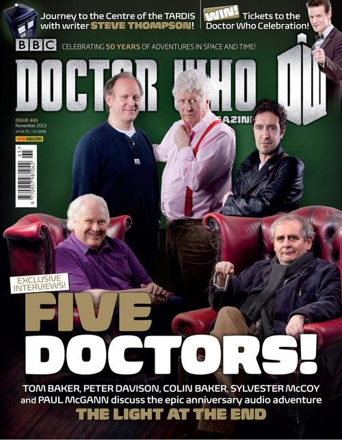 Doctor Who Monthly