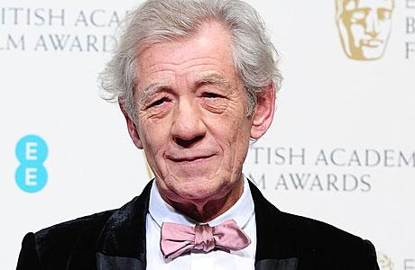 Sir Ian McKellen (Press Association via AP Images)