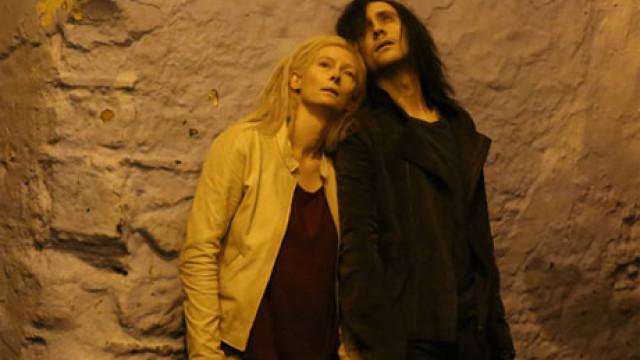 Tilda Swinton and Tom Hiddleston in 'Only Lovers Left Alive'