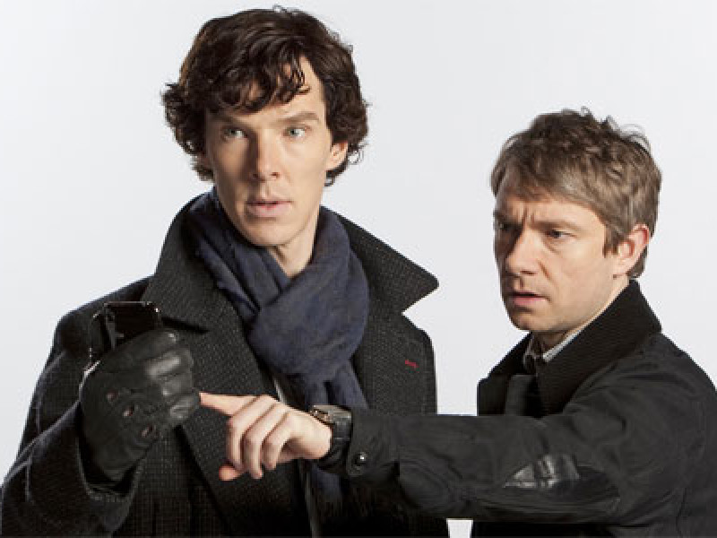 Never Mind Sherlock Holmes, Say Hello To 'Curly Fu ...