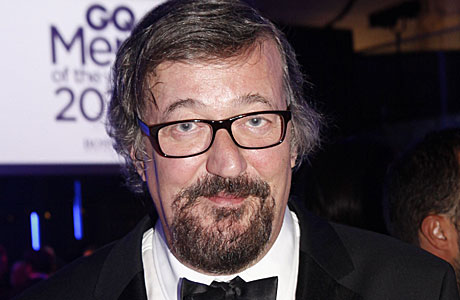 Stephen Fry (Rex Features via AP Images)